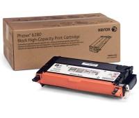 Картридж черный Xerox Phaser 6280 / 6280dn / 6280n (повышенной емкости) ,оригинальный