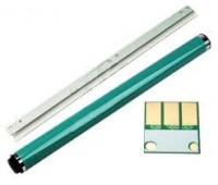 Комплект восстановления цветного фотобарабана Develop ineo +224 (фотовал ,лезвие ,чип) ,совместимый