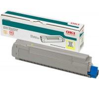 Картридж желтый OKI C9600 / C9800 / C9650 / C9850 ,оригинальный