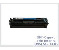 Картридж голубой HP CL CM2320 / CP2025 ,совместимый