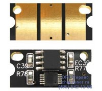 Чип черного фотобарабана konica minolta bizhub c25 / c35 / c35p ,совместимый