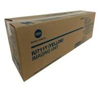 Блок проявки изображения IU-711Y желтый Konica Minolta Bizhub C654 / C754 оригинальный