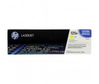 Картридж желтый  HP Color LaserJet CP1215 / CP1515 / CP1518 / CM1312 ,оригинальный