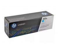 Картридж голубой HP Color LaserJet Pro M351 / M451 / M375 / M475 ,оригинальный