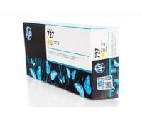 Картридж HP Designjet T920 / T930 / T1500 / T1530 / T2500 / T2530 / T3500 . Желтый, оригинальный повышенной емкости (300МЛ.)