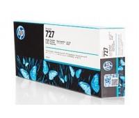 Картридж HP Designjet T920 / T930 / T1500 / T1530 / T2500 / T2530 / T3500 черный для фотопечати, оригинальный повышенной емкости (300МЛ.)