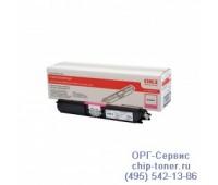 Картридж пурпурный Oki  C110 / C130 / MC160 ,оригинальный