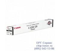 Картридж черный Canon C- EXV29Bk ,оригинальный
