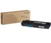 Картридж 106R02233 голубой для Xerox Phaser 6600 / WC 6605 оригинальный