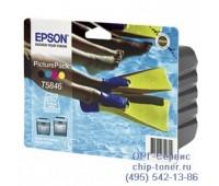 Комплект Epson T5846 Picturepack оригинальный