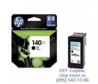 Картридж черный HP 140XL оригинальный