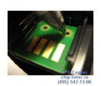 Чип пурпурного тонер-картриджа Xerox Phaser 7500DN