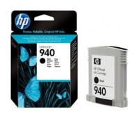 Картридж струйный HP 940 черный,   оригинальный