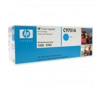 Картридж голубой HP Color LaserJet 1500 / 1500N / 1500TN / 2500 / 2500N / 2500TN оригинальный