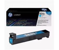 Картридж голубой HP Color LaserJet CP6015 / CM6030 / CM6040 оригинальный