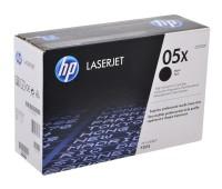 Картридж HP 05X / CE505X повышенной емкости оригинальный
