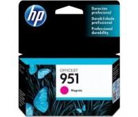 Картридж пурпурный HP 951 ,  оригинальный