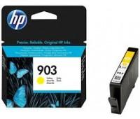 Картридж желтый струйный HP 903,  оригинальный