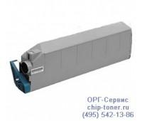 Картридж голубой Oki C9500,  совместимый