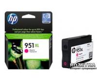Картридж пурпурный HP 951XL повышенной емкости ,  оригинальный